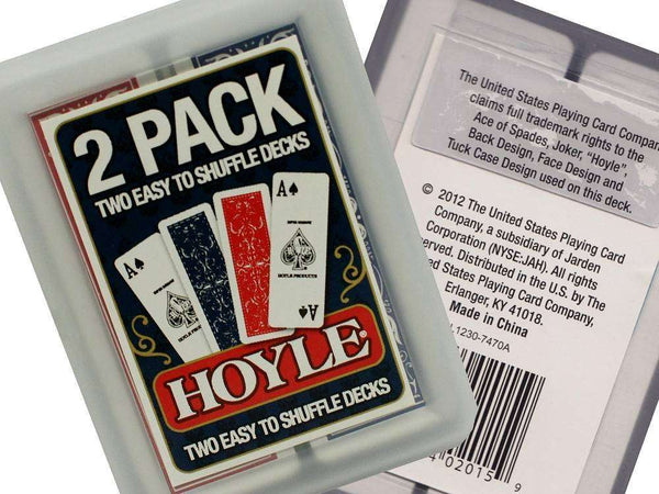 Hoyle Slice Playing Cards 2 Pack