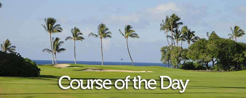 Caribbean Golf Course of the day Specials