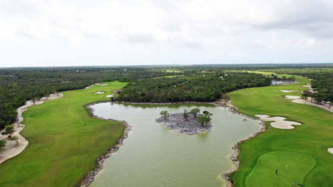 El Tinto Golf Course Cancun