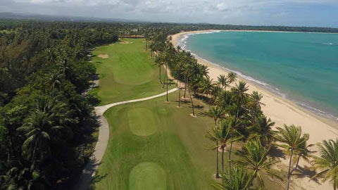 Bahia Beach Golf Course Signature Ocean Hole