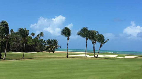 Ocean hole at Coco Beach Championship course