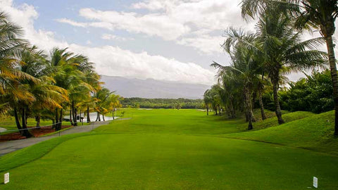 Coco Beach Championship course, home of PGA Tour event