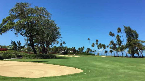 Great course conditions Dorado Beach East