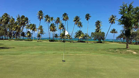 Dorado Beach East course with 3 ocean holes