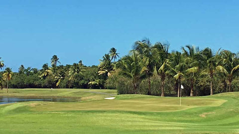 Another perfect day Coco Beach Golf Course Puerto Rico