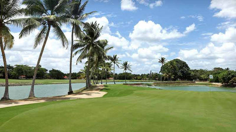 "Casa de Campo ""Links Course"" in Dominican Republic"