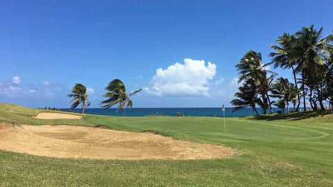 Dorado Beach Ocean hole at Pineapple Course