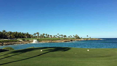 Golf at Punta Espada in Dominican Republic and enjoy