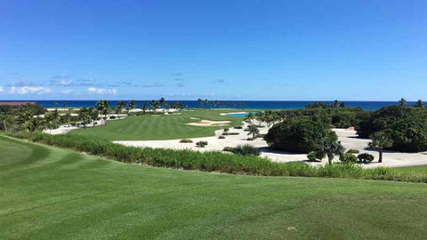 Great golf Punta Espada Punta Cana