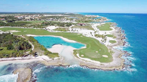 Punta Espada signature second green