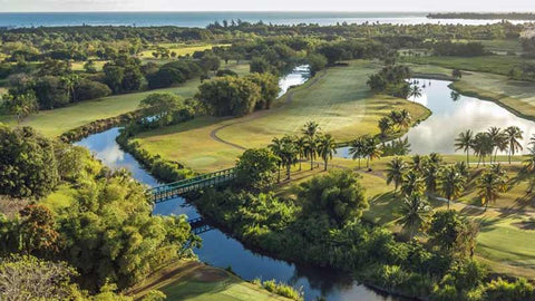 Rio Mar River Course Puerto Rico