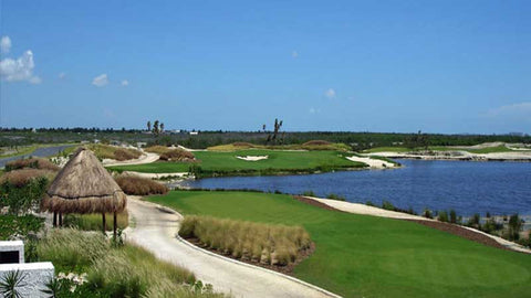 Riviera Cancun Golf Course near Cancun Mexico