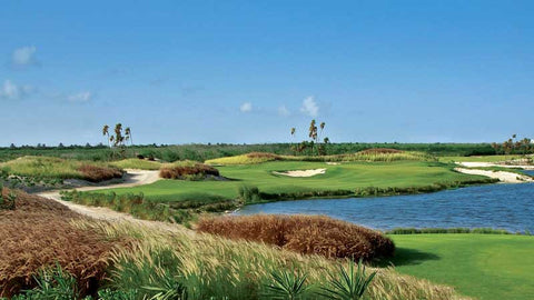 Riviera Cancun Golf Course Mexico