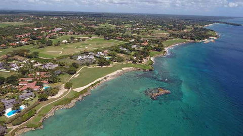 "Teeth of the Dog ""Casa de Campo"" golf course top 100 course to play"