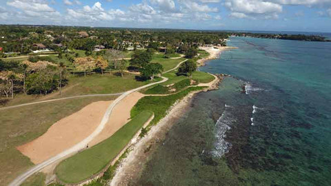Casa de Campo front nine on the Teeth of the Dog