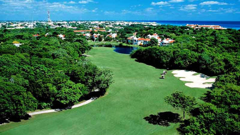 Hardrock Golf Course Cancun
