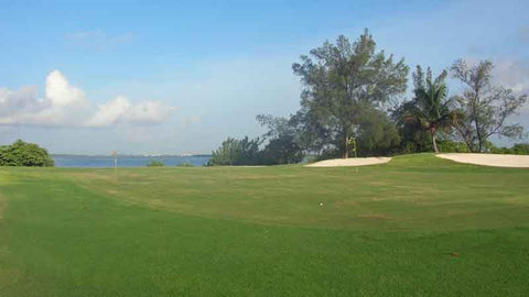 Pok-ta-Pok golf course Cancun