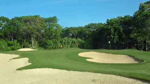 Playacar front nine golf, Call Caribbean Tee Times to play