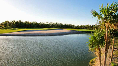 Playa Mujeres golf course Cancun