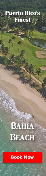 Bahia Beach Puerto Rico Golf Club