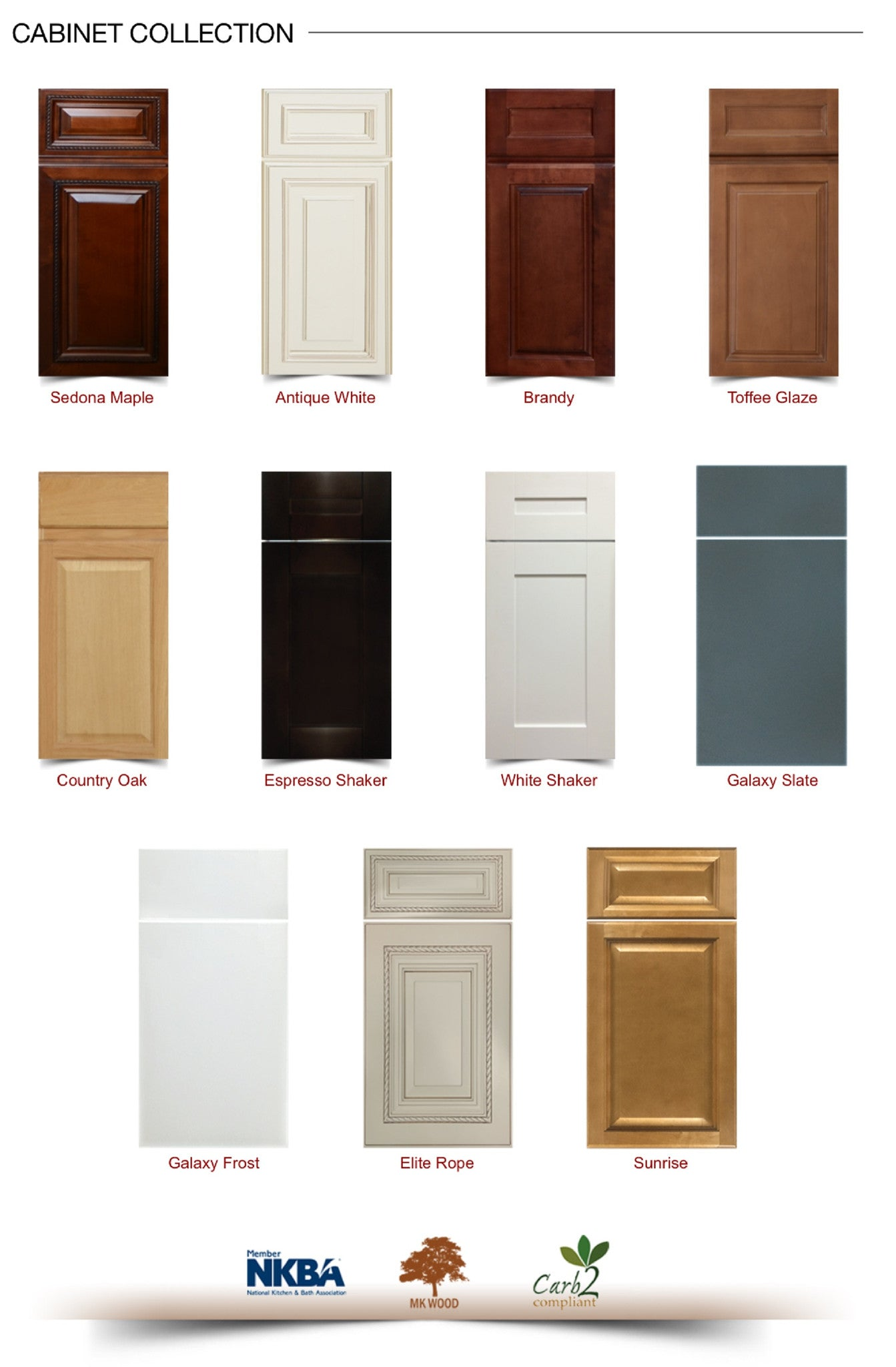 So With MK Wood Not Only Are You Getting The Finest Cabinetry And Highest  Quality At An Affordable Price, You Are Also Keeping The Earth A Little  More ...