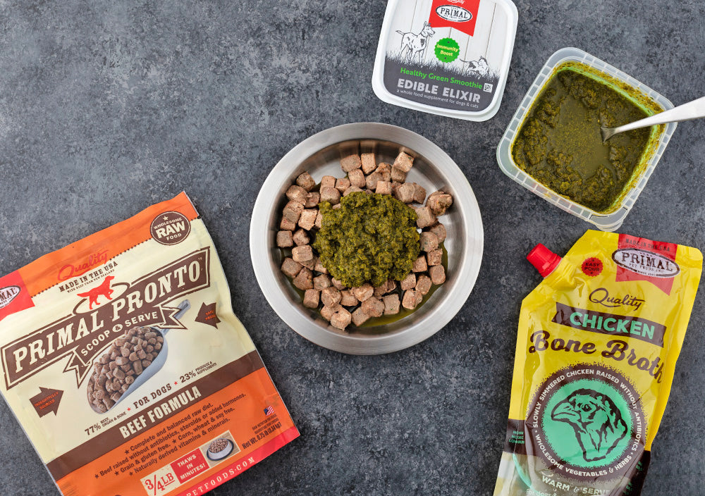 Warm Up Those Bellies: A Traditional Winter Soup Designed for Your Pets