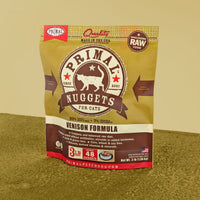 Feline Raw Frozen Nuggets <br> Venison