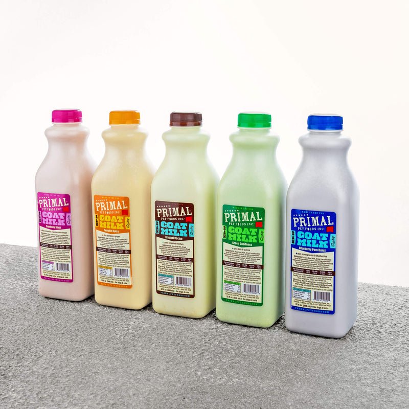 Goat Milk <br> Select Variety