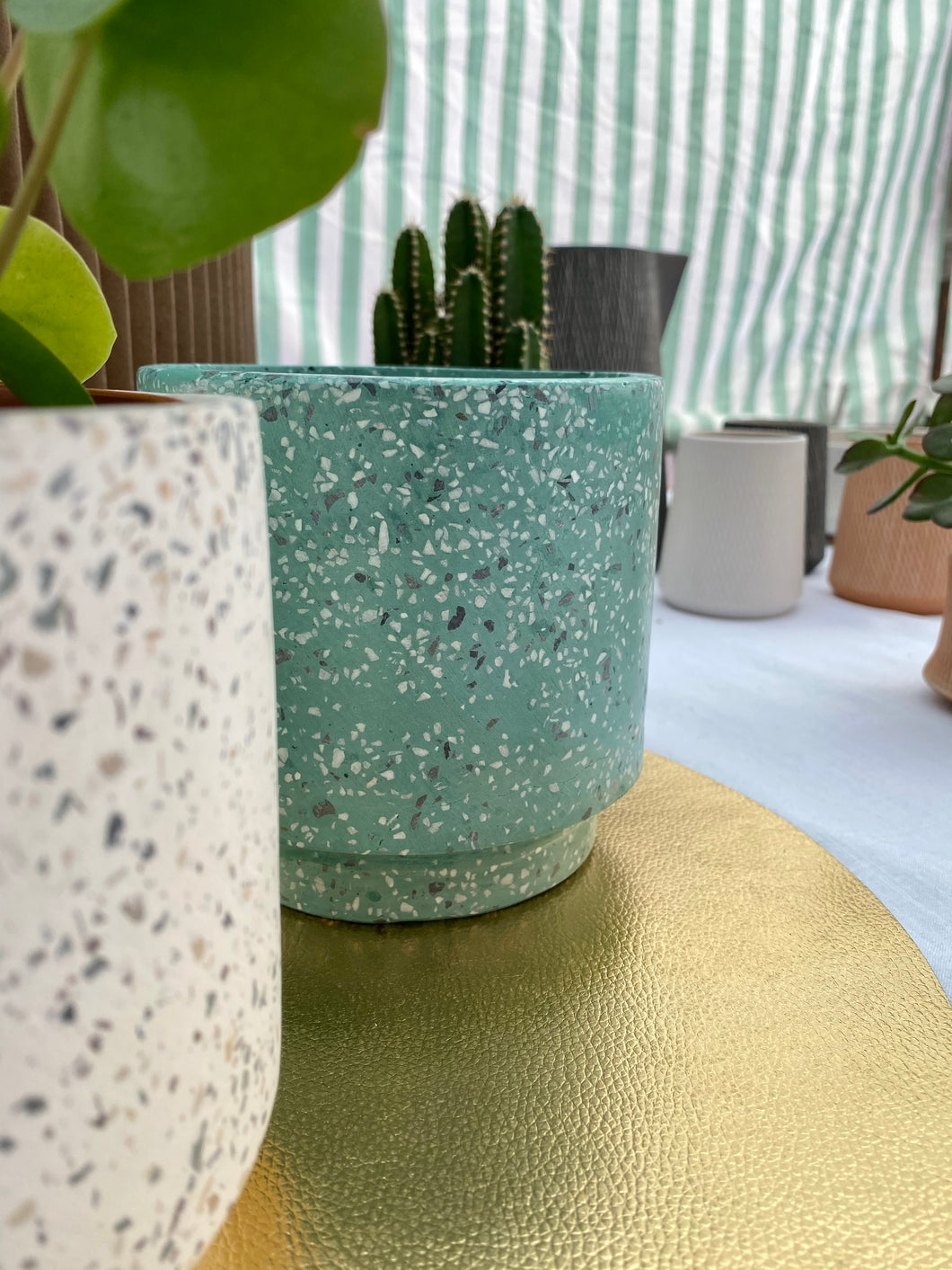Terrazzo Plant Pot (new collection)