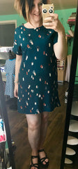 Sewing Pattern Review: Tilly and the Buttons Stevie Dress/Top