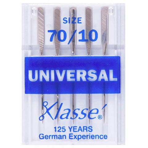 Klasse Universal 70/10 Machine Needles (5pcs)