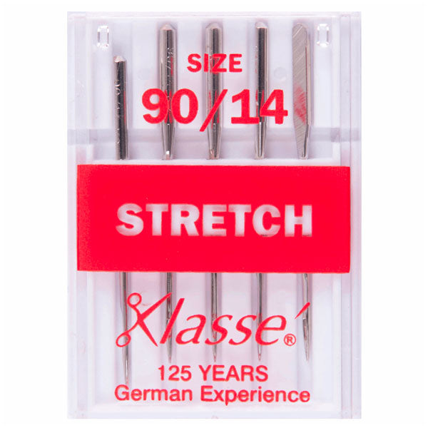 Klasse Stretch 90/14 Machine Needles (5pcs)
