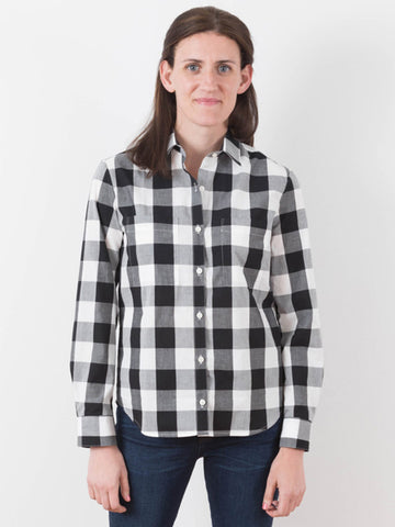 Grainline Studio: Archer Button Up Shirt Sewing Pattern