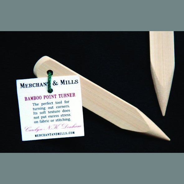 Merchant & Mills: Bamboo Point Turner