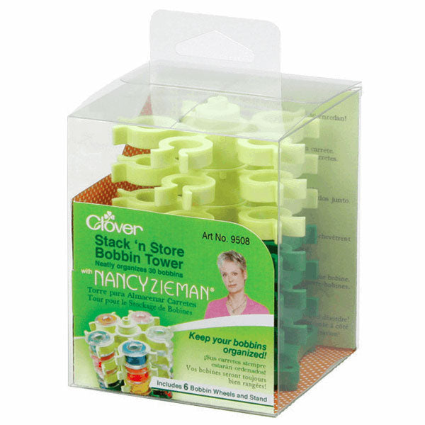 Clover Stack 'n' Store Bobbin Tower