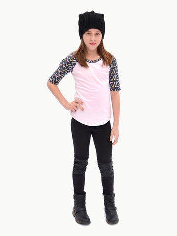 Hey June Handmade: Camden Raglan Sewing Pattern 6-16 yrs (PDF Only)