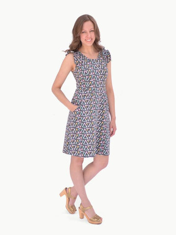 Hey June Handmade: The Charleston Dress Sewing Pattern (PDF Only)
