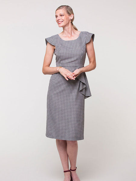Colette Patterns: Claudette Dress Sewing Pattern