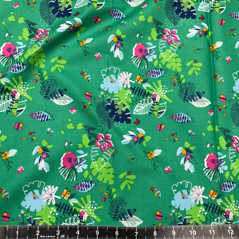 Dashwood Studio: Club Tropicana - Green Leaves