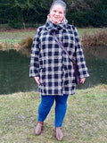 Size:Me: Vienne Coat Sewing Pattern (PDF Version)