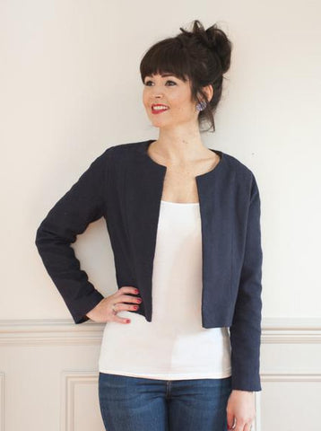 Sew Over It: Coco Jacket Sewing Pattern