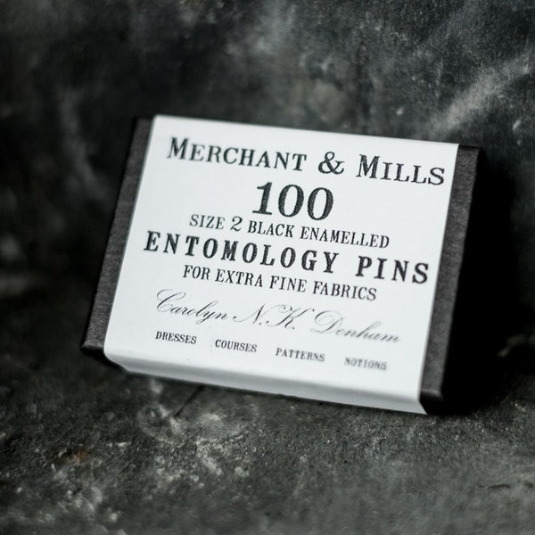 Merchant & Mills: Entomology Pins