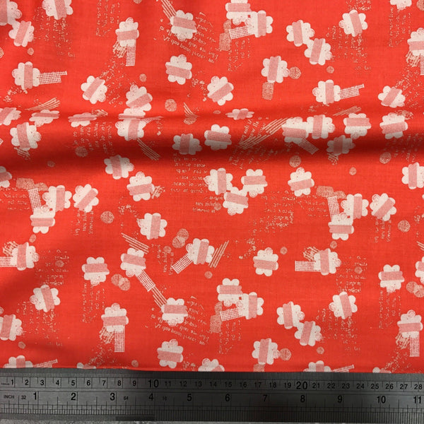 Dashwood: Paper Meadow (Orange)