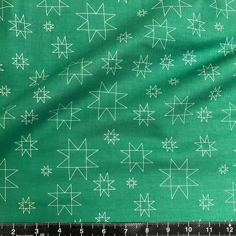 Windham Fabrics: Daisy Chain - Green