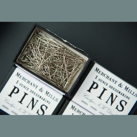 Merchant & Mills: Dressmaking Pins