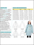 Tilly and the Buttons: Eden Coat Sewing Pattern