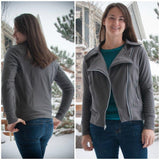 Hey June Handmade: The Evergreen Jacket Sewing Pattern (PDF Only)