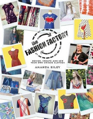 The Fashion Factory by Amanda Riley