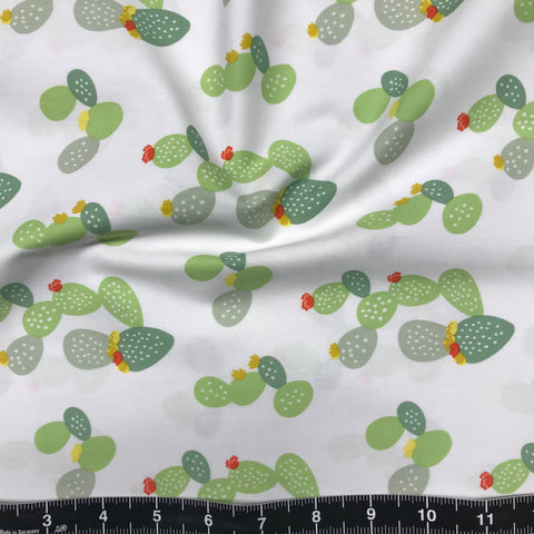 Art Gallery Fabrics: Day Trip - Prickly BOLT END - 1.25M