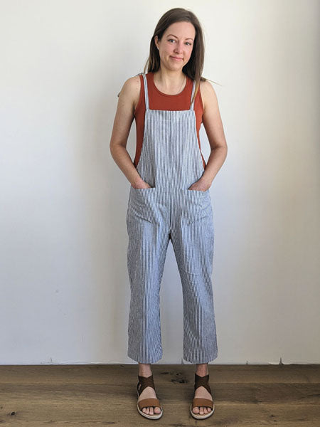 Hey June Handmade: Greer Jumpsuit (PDF Only)